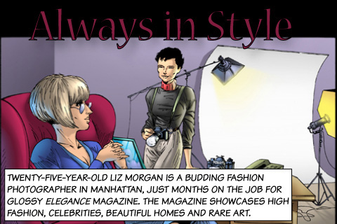 Always in Style Panel 1