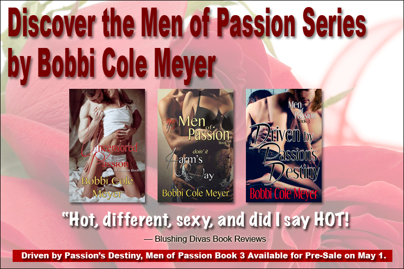The Men of Passion Series