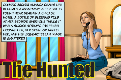 The Hunted Panel 1