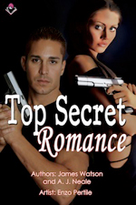 Top Secret Romance cover