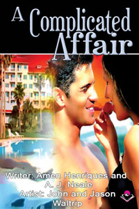 A Complicated Affair cover