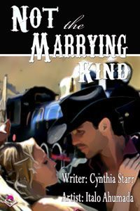 Not the Marrying Kind cover